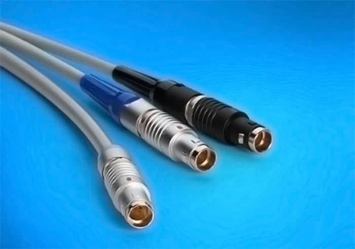 LEMO T Series Watertight Connectors