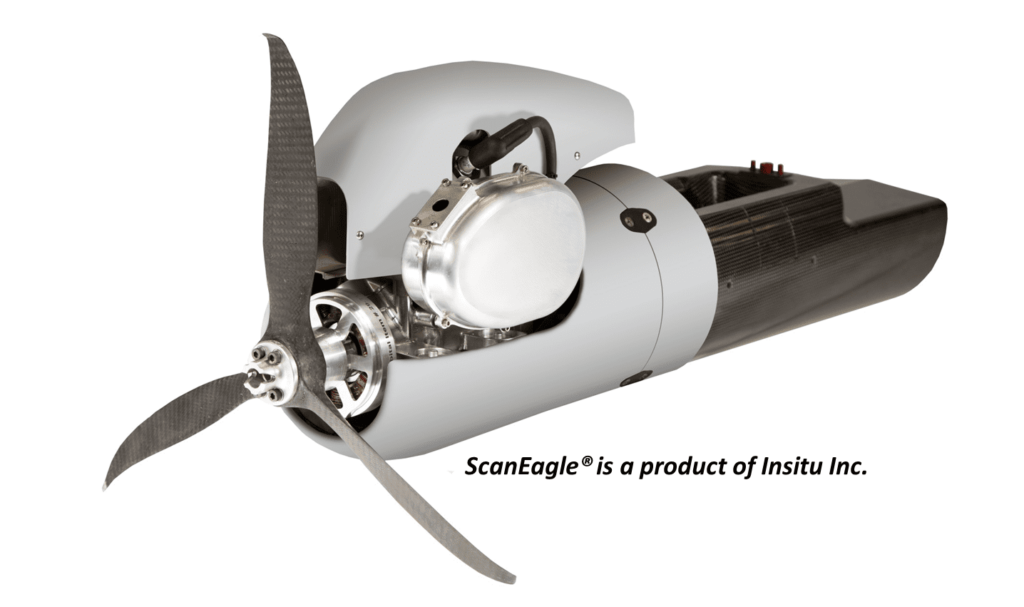 Orbital Scan Eagle Propulsion System