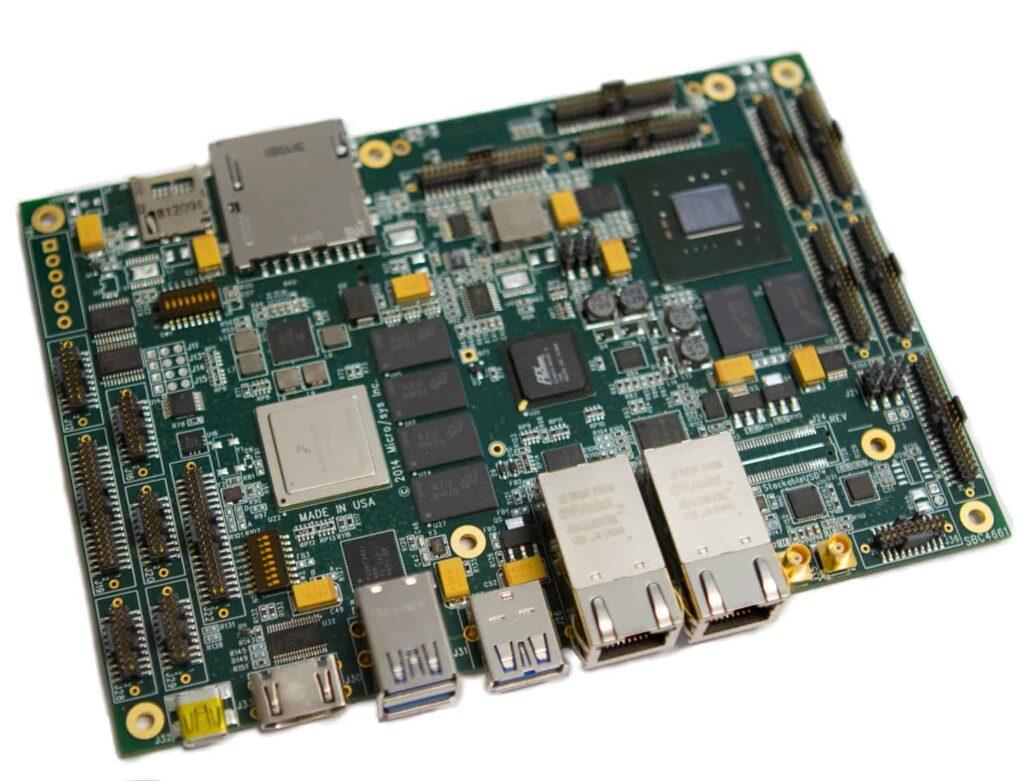 SBC4661 Single Board Computer