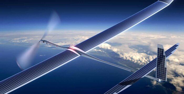 Solara 50 UAV