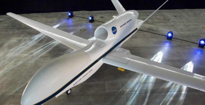 NASA Global Hawk UAV