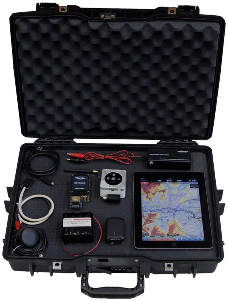 Sagetech UAV Tracker Kit