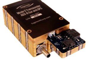 UAV Transponder with GPS