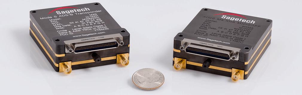 ADS-B UAV Transponders