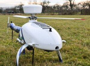 Dual MIMO IP Datalink for VTOL UAVs