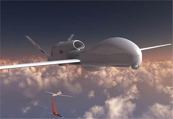 Rq 4 Global Hawk Demonstrates Advanced Mission Management