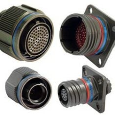 Rugged Circular Mil-Spec Connectors