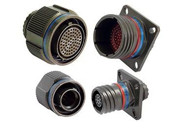 Rugged Circular Mil-Spec Connectors