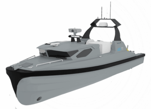 ASV - Halcyon mark II design