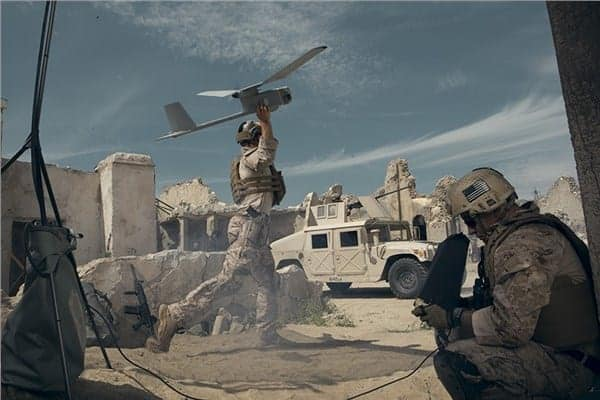 aerovironment to supply raven uas to seven allied nations