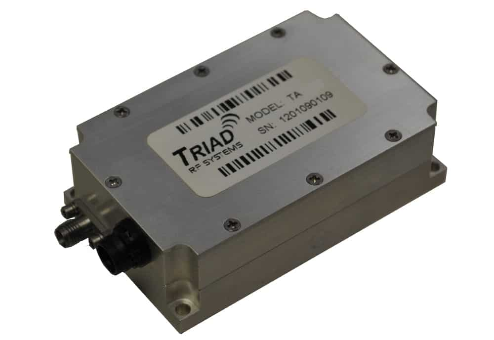 Bi-Directional Amplifier - 104 Housing