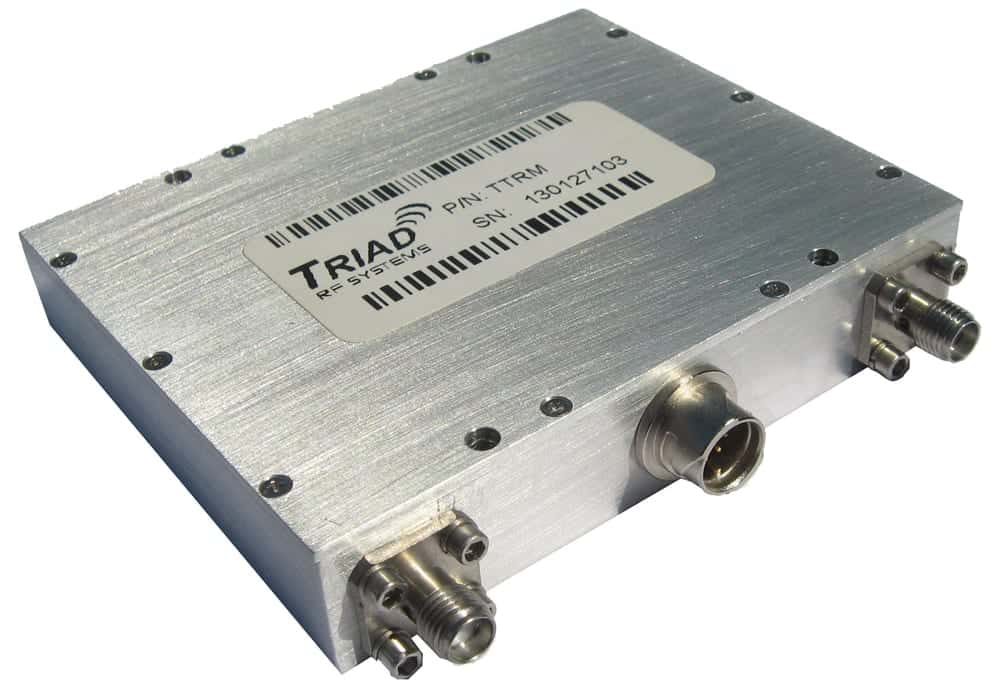 Bi-Directional Amplifier - 118 Housing