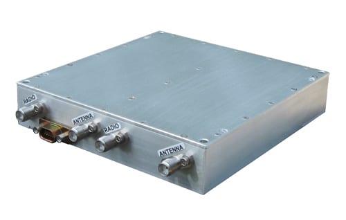 Bi-Directional Amplifier - 132 Housing