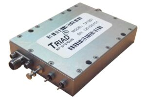 RF Amplifier - 115 Housing