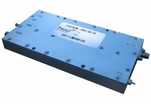RF Amplifier - 142 Housing