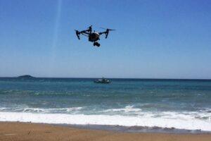 NSW Shark Drone