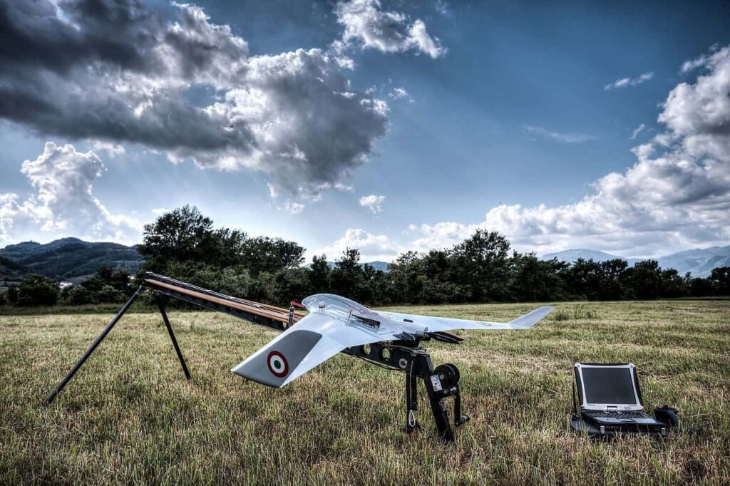 military surveillance drone
