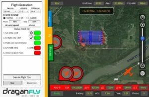 Draganfly drone safety software