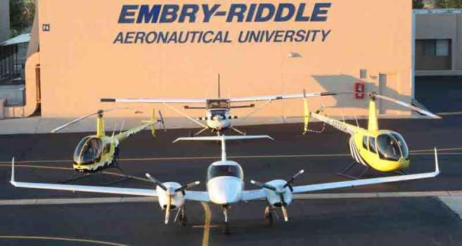 Embry Riddle Aeronautical University Worldwide To Offer