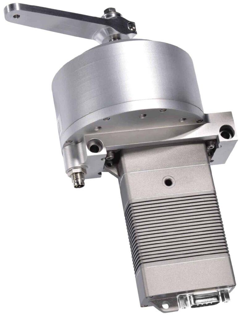 DA26-MK OPV Actuator with Electromagnetic Clutch
