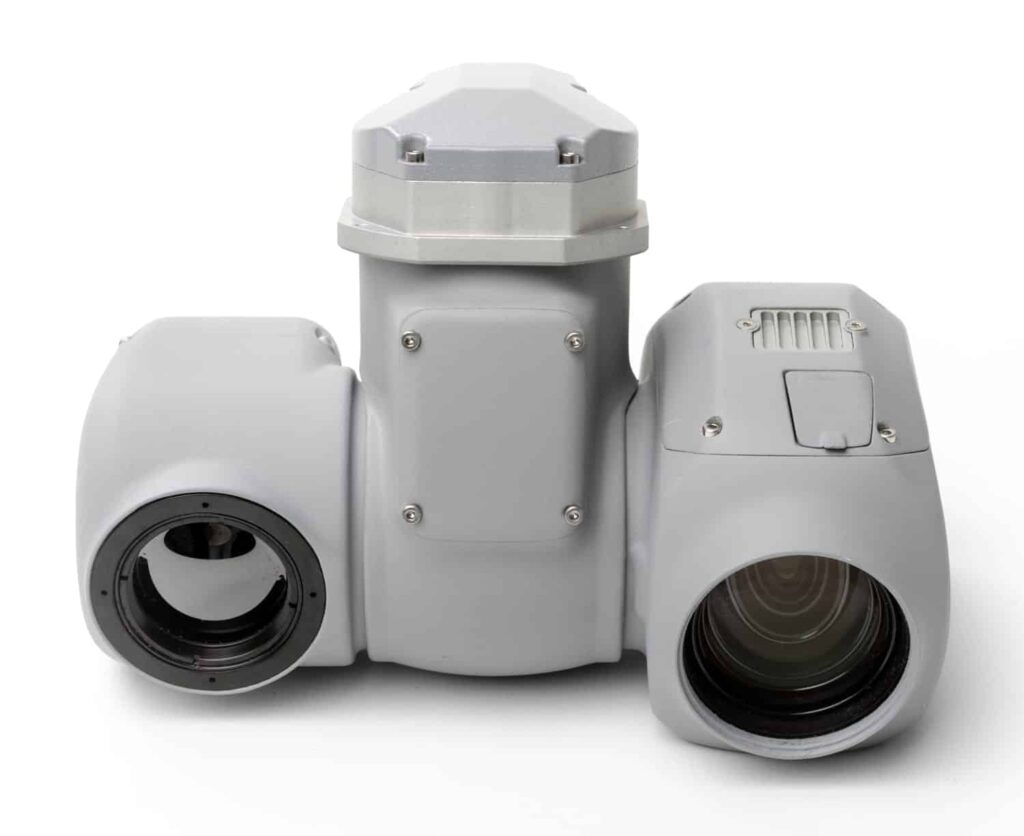 Alibi 4 Camera System Alibi K 8 Ir Outdoor Ip Dome