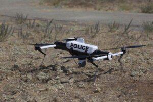 Saab Police UAV