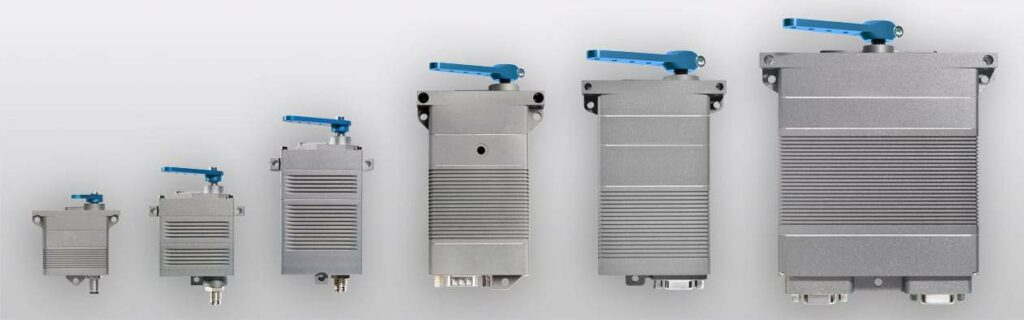 Volz Servos Showcases Electro-Mechanical Servo Actuators | Unmanned