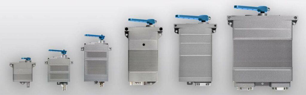 Servo Actuators for Unmanned Vehicles
