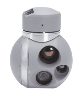 Triple UAV Camera Gimbal