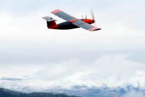 Cella Energy Solid Hydrogen Fuelled UAV