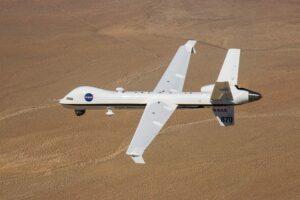 NASA Ikhana UAV