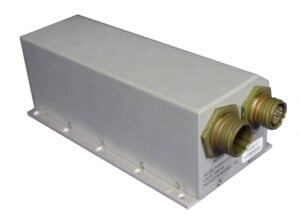 BG2802 DC-DC Mil-spec Enclosed Power Converter