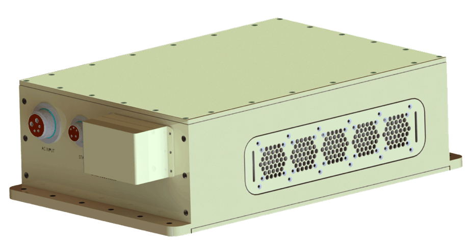 Three Phase AC-DC Power Supplies