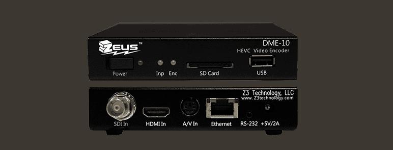 Z3 Technology DME-10 Video Encoder