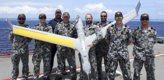 Australian Navy ScanEagle UA