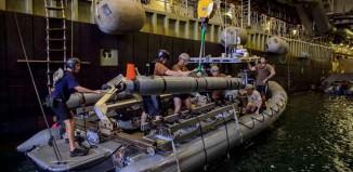 Royal Navy UUV