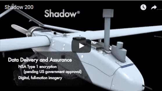 Inside Textron Systems' Shadow Tactical UAS | Unmanned