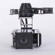 3-Axis Gyro-Stabilized Gimbal for UAV