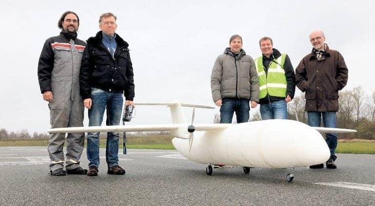 Airbus THOR 3D printed aircraft