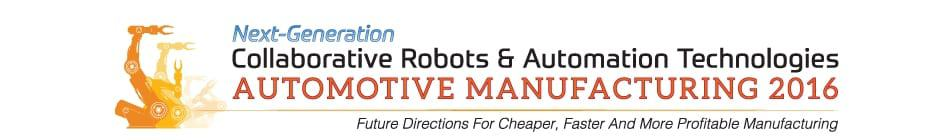 Agenda Confirmed for Collaborative Robots & Automation Event