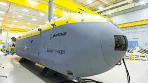 Corvus Lithium Ion Storage System Used in Boeing's New UUV