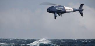 CAMCOPTER S-100 UAS MOAS