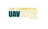 Commercial UAV Show Asia 2016
