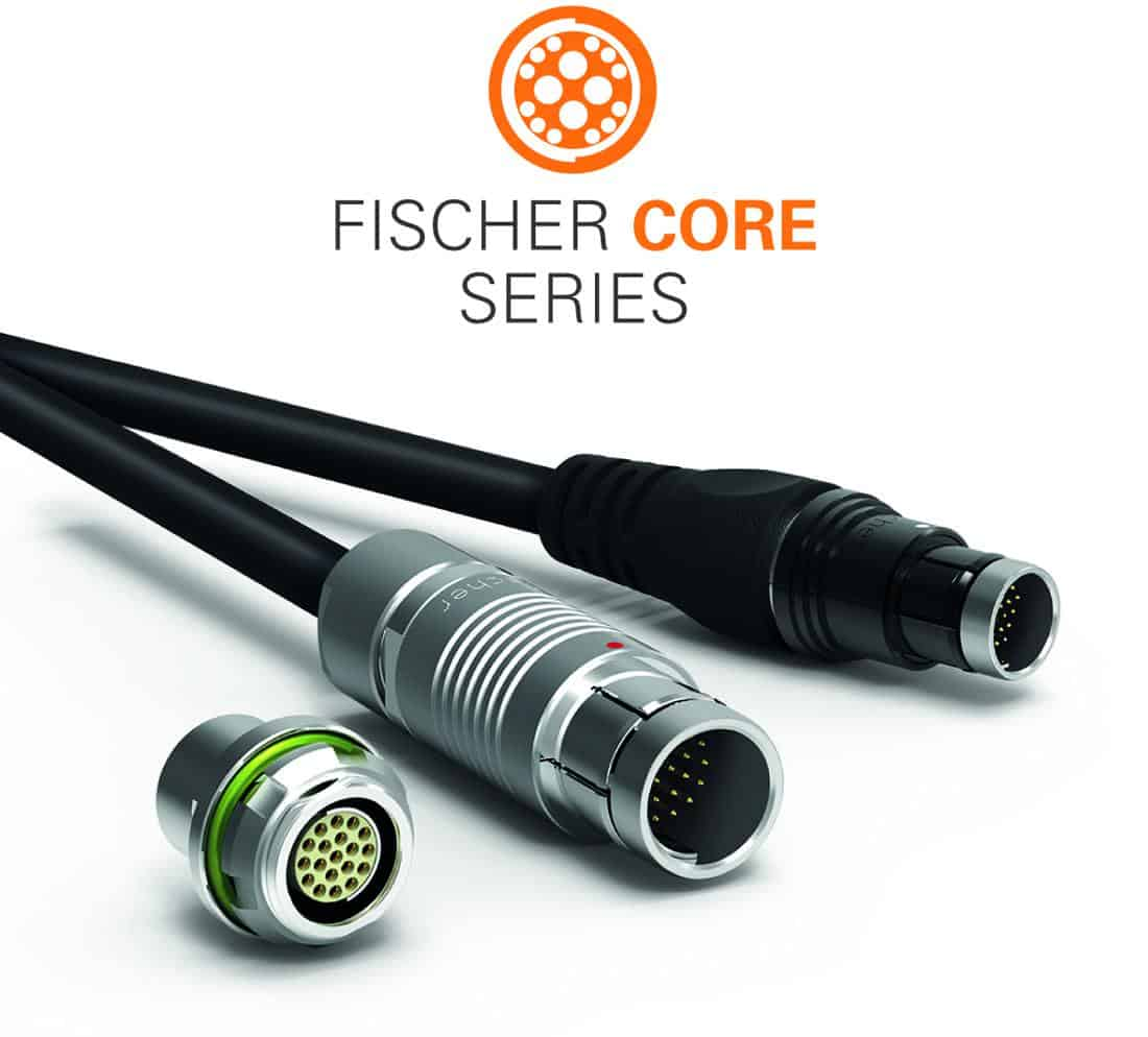 Core Series Connectors for UAVs and Robotics