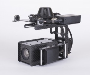 Drone 3-Axis Gyro-Stabilized Gimbal