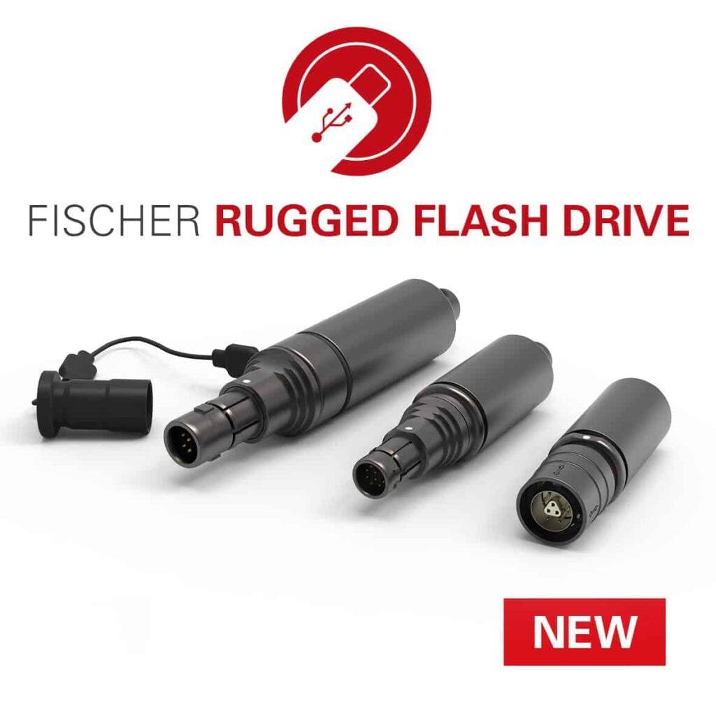 Fischer Rugged Flash Drive