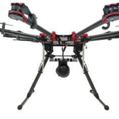 Gyro-Stabilized Micro Gimbal for Drones