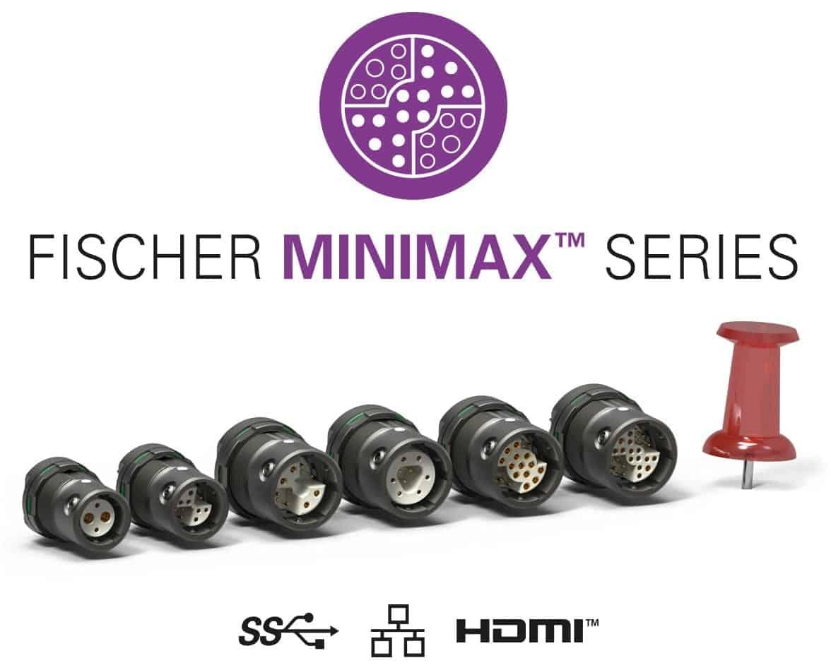 High Density Connectors -MiniMax Series