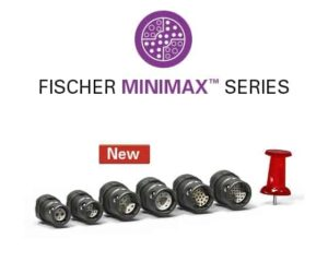High Density Connectors - MiniMax Series