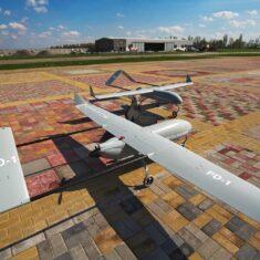 Long-Endurance Fixed Wing UAV
